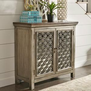 Liberty Furniture Industries - 2 Door Accent Cabinet