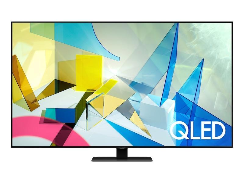 "Samsung65"" Class Q80t Qled 4k Uhd Hdr Smart Tv (2020)"