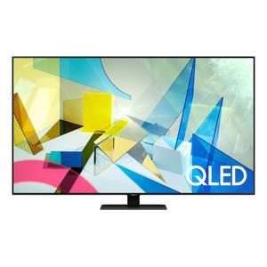 "Samsung Electronics85"" Class Q80T QLED 4K UHD HDR Smart TV (2020)"
