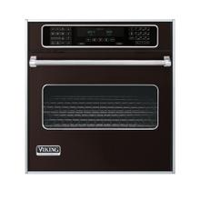 """Chocolate 27"""" Single Electric Touch Control Premiere Oven - VESO (27"""" Wide Single Electric Touch Control Premiere Oven)"""