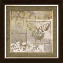 Butterfly & Ironwork III