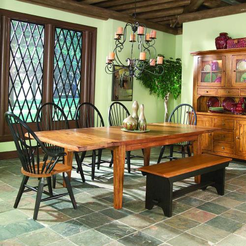 Gallery - Rustic Traditions Backless Dining Bench