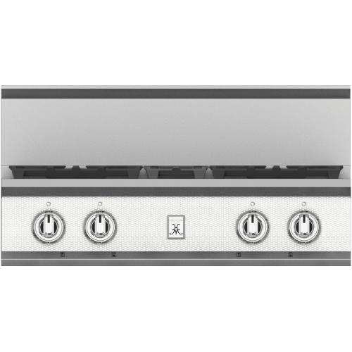 """30"""" 4-Burner Rangetop - KRT Series - Froth"""