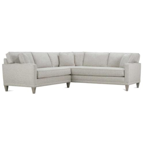 Townsend Bench Seat Sectional Sofa
