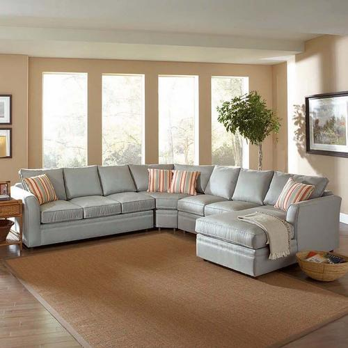 Braxton Culler Inc - Northfield Four-Piece Chaise Sectional