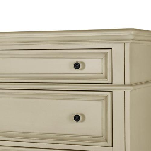 Chateau Drawer Chest, French Bisque Finish