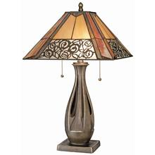 Table Lamp ( Shade: 4.5 x 15.25 x 9.5H )