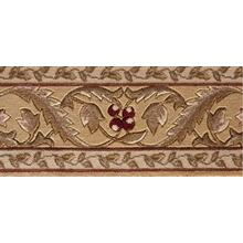 Ashton House Regal Vine A02b Gold Border