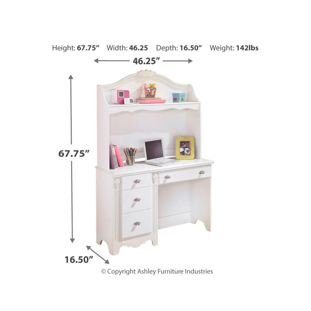 Product Image - Exquisite Desk and Hutch