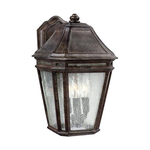 Londontowne Medium Lantern Weathered Chestnut