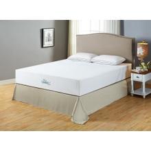 See Details - Blue River Gel-Infused Green Tea Memory Foam 12 Inch Mattress, King