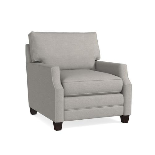 Studio Loft Cleo Chair, Arm Style Flare
