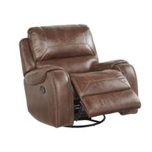 Keily Manual Motion Swivel Glider ReclinerChair