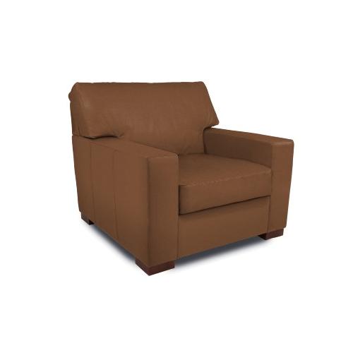 Summit Rust - Leather