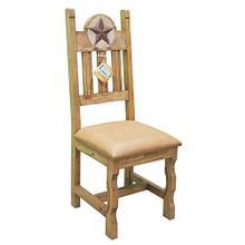 Vinyl Marble Star Chair
