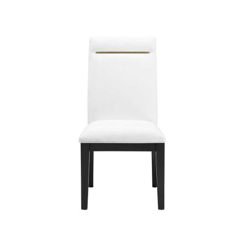 Yves Performance Chair - White