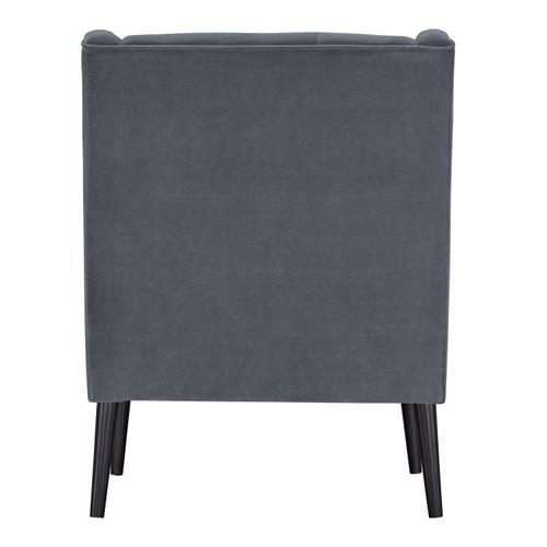 Miami Accent Chair, Grey