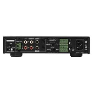 ZoneMaster 2 Universal 2 Channel 4 Speaker Amplifier with Sub Crossover