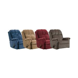 Grey Rocker/Recliner