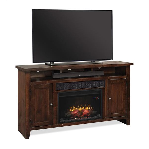 """See Details - 63"""" Fireplace Console"""