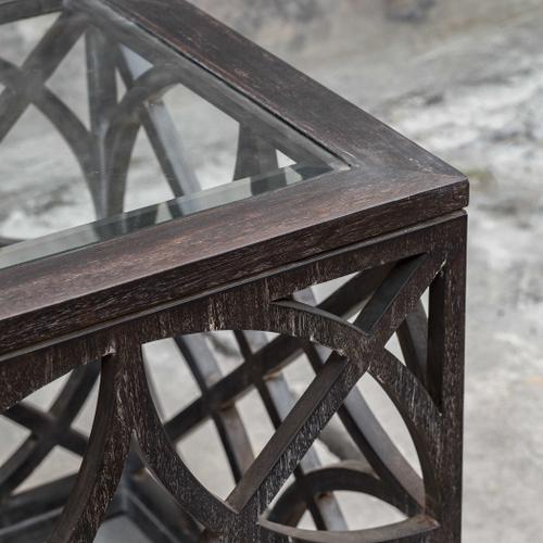 Janeva Side Table, Ash