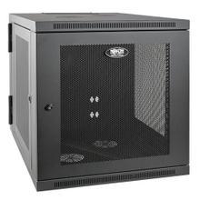 See Details - SmartRack 12U Server-Depth Wall-Mount Small Rack Enclosure, Hinged Back
