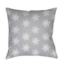"Snowflakes HDY-099 18""H x 18""W"