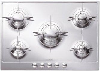 """30"""" """"Renzo Piano Design"""" Gas Cooktop Full stainless steel body"""
