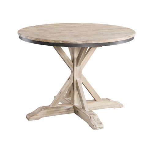Callista Round Standard Height Dining Table