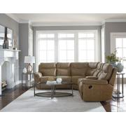 Boardwalk Reclining Sectional Product Image