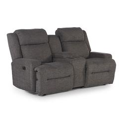 O'NEIL LOVESEAT Power Reclining Loveseat