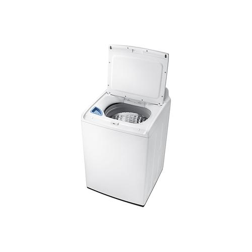 4.5 cu. ft. Top Load Washer with Self Clean in White