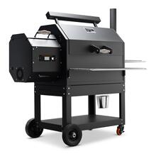 The YS640s Pellet Grill