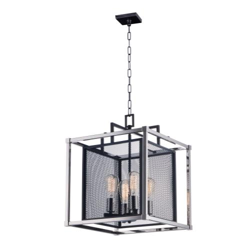 Refine 4-Light Pendant