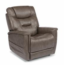 See Details - Shaw Power Lift Recliner with Power Headrest and Lumbar
