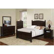 CANYON RIDGE T/T Bunk Headboard, FB & Slats