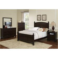 CANYON RIDGE 4/6 Full Panel Footboard