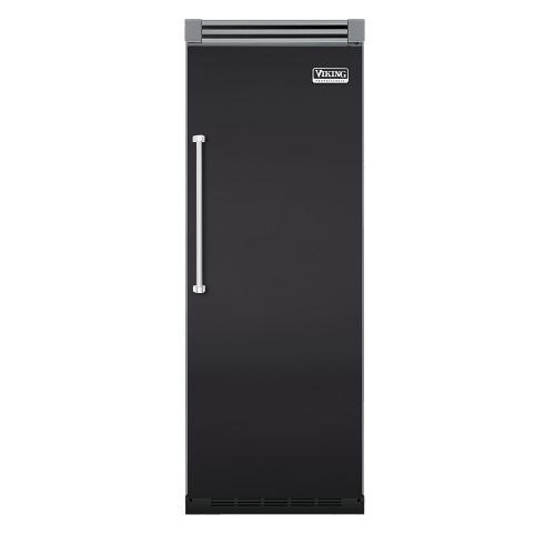 "Viking - Graphite Gray 30"" Quiet Cool™ All Refrigerator - VIRB Tru-Flush™ (Right Hinge Door)"