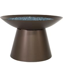 36'' Rd. Chat Height Basso Fire Pit