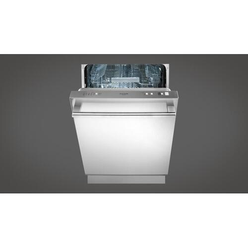 "24"" Integrated Dishwasher With Stainless Steel Exterior - Stainless Steel"