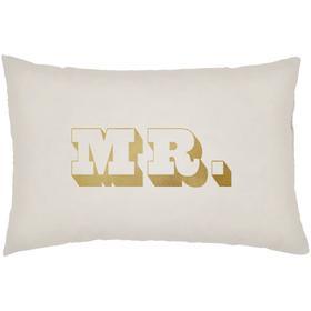 """Mr & Mrs MRSS-006 18""""H x 18""""W"""