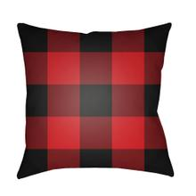 "Checker PLAID-033 20"" x 20"""
