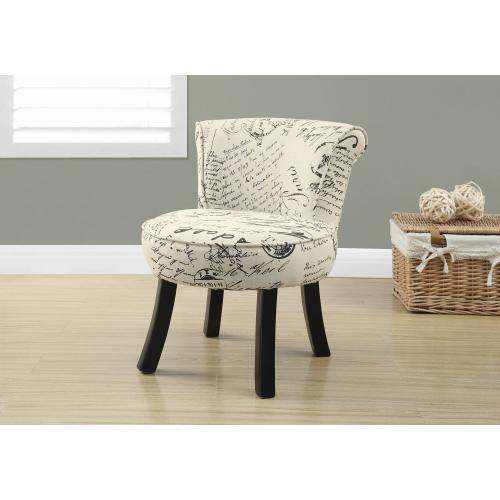 Gallery - JUVENILE CHAIR - VINTAGE FRENCH FABRIC