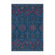 View Product - GQ-02 Blue / Plum Rug