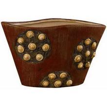See Details - Roseville Ceramix Vase