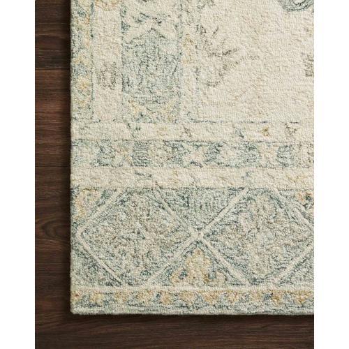 NOR-01 Ivory / Slate Rug