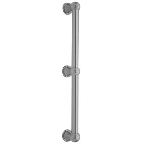 "Polished Nickel - 60"" G30 Straight Grab Bar"
