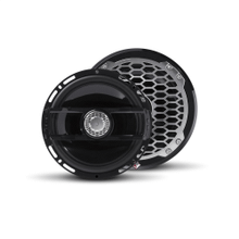 """Punch Marine 6.5"""" Full Range Speakers - Black"""