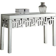"""See Details - Aria Console Table - 48"""" W x 15.5"""" D x 30"""" H"""