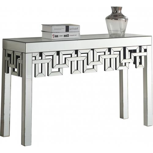 "Aria Console Table - 48"" W x 15.5"" D x 30"" H"